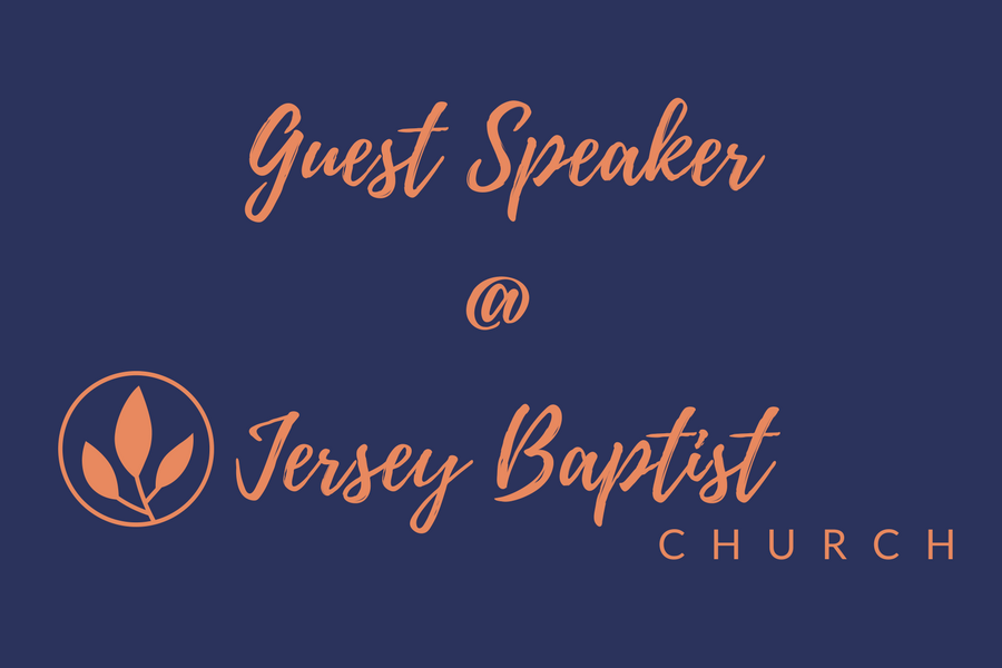 Talks – Jersey Baptist Church