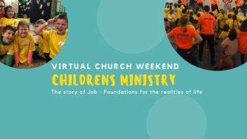Virtual Away Weekend – Children's Ministry