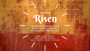 Live Stream – Easter Sunday 4th April 10:00
